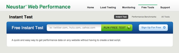 Free Tools for Testing The Speed Of Your Website - 2